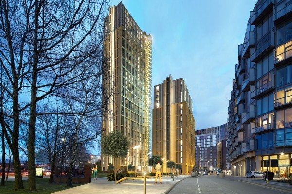The Residence Manchester | Buy-to-let Investment