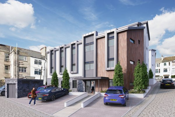 Beaumont square Plymouth, Student Stuido Investment