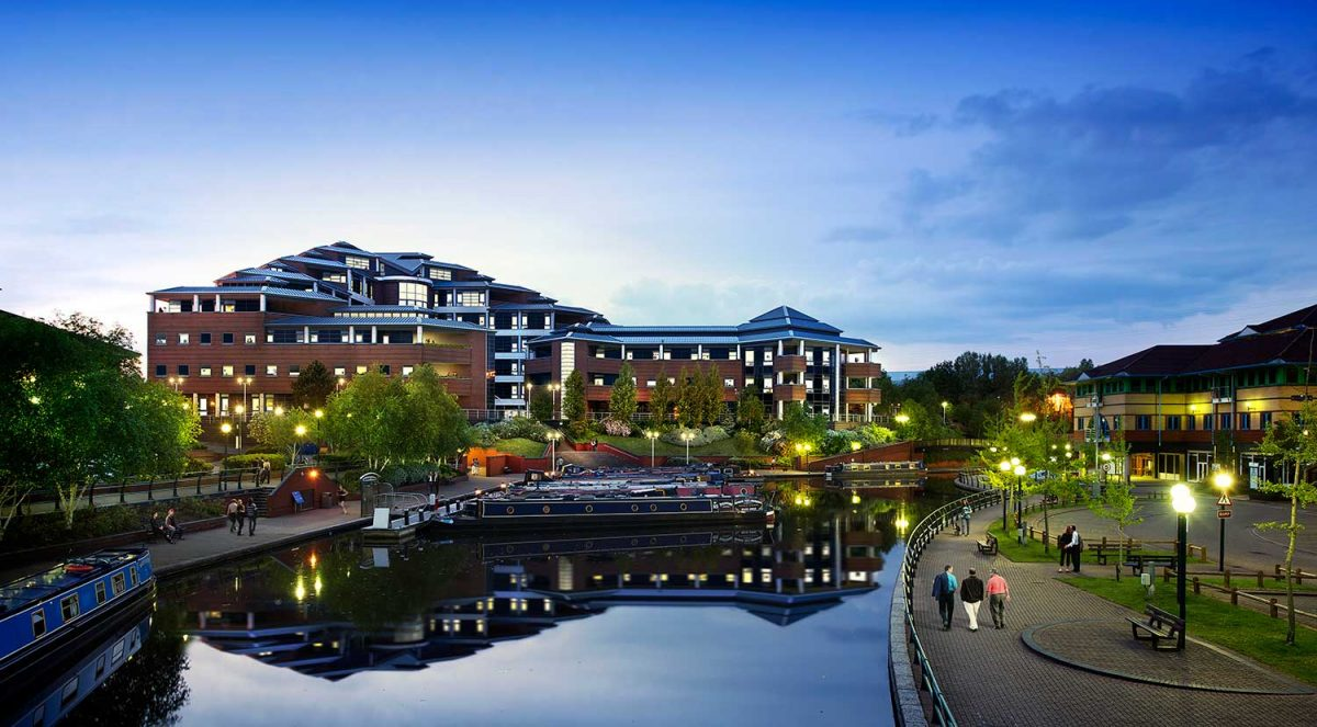 Birmingham UK real estate investment