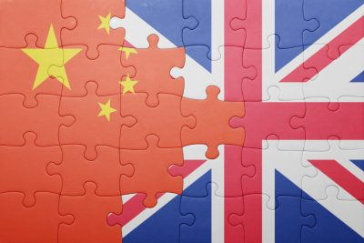 UK property investment from China