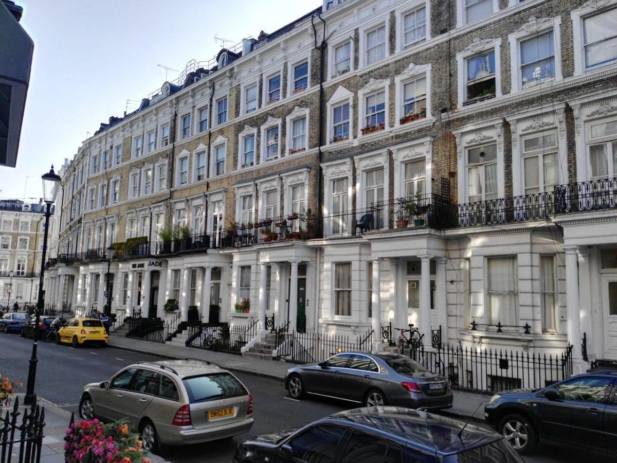Shortfall of UK Properties on the Market, new listings down.