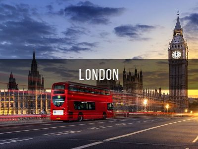 Why invest in London