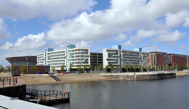 Nineteen Keel Wharf - The Block Liverpool