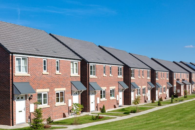 UK House Price Growth Reaches 5 Year High